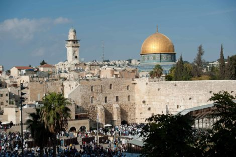 Jerusalem – Week 25 / June 15th