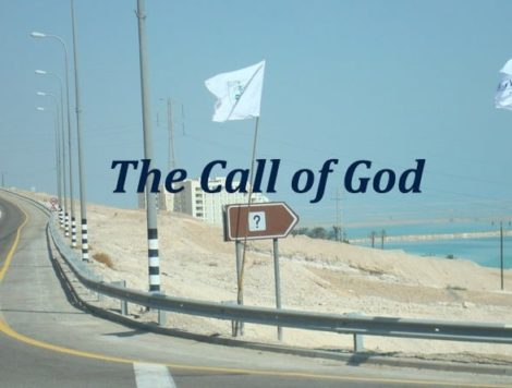 The Call of God – Week 21 / May 19th