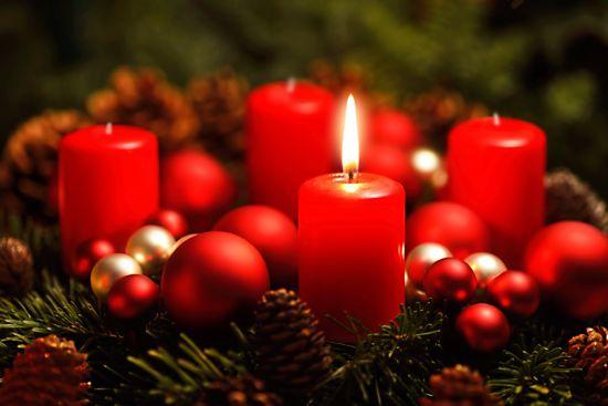 The Season of God's glorious Light – Week 49 / December 3rd