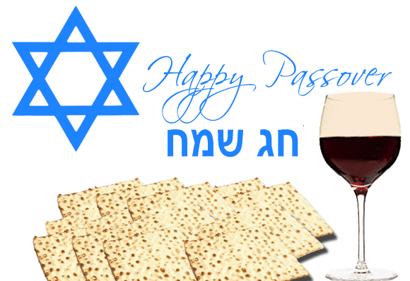 Passover and Easter – Week 15 / April 10th