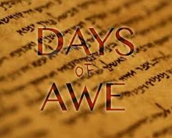 The Ten Days of Awe / September 27