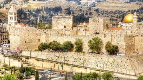 ISRAEL – LAND AND PEOPLE