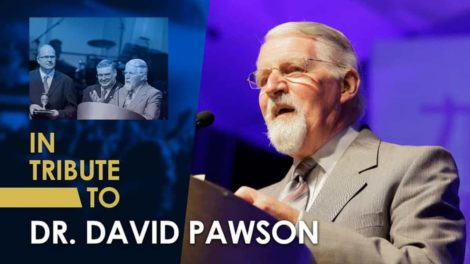 A Tribute to David Pawson