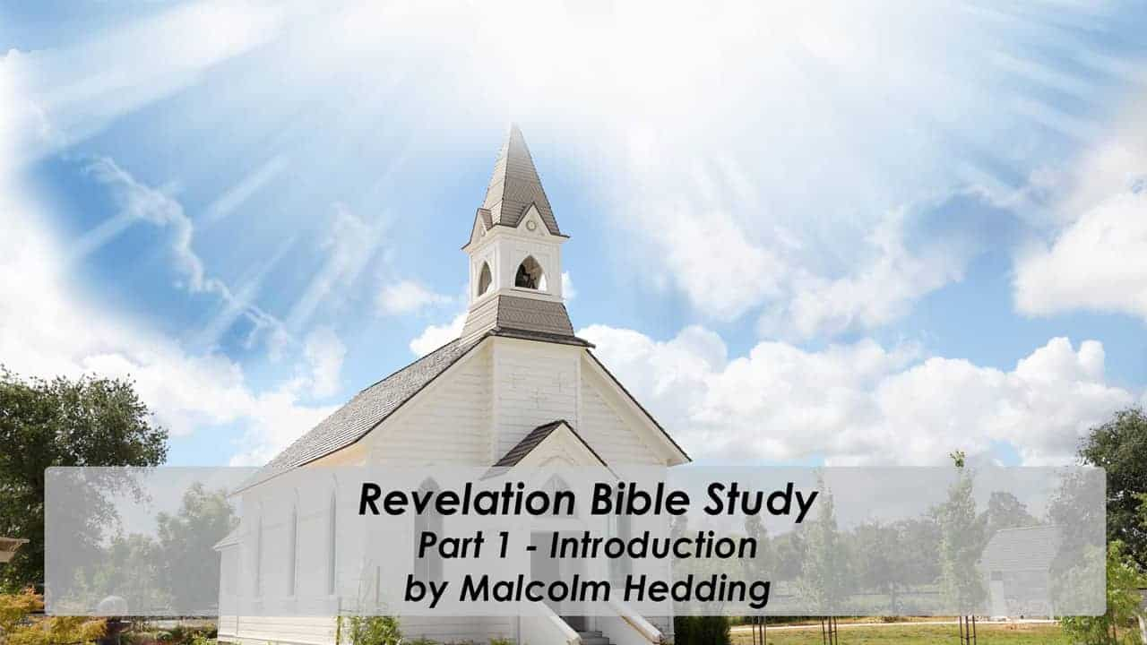 The Book of Revelation – Introduction
